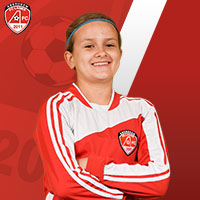 Ladies 13s Dons Leigh Walsh-PASS