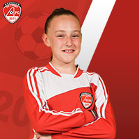 Ladies 13s Dons Libby Dunn-PASS