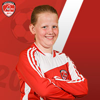 Ladies 13s Dons Megan Thomson-PASS
