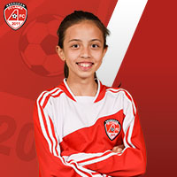 Ladies 13s Dons Zoe French-PASS