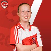 Ladies 13s City Emily Graham-PASS