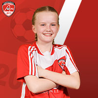 Ladies 15s Reds Alex Curry-PASS