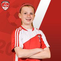 Ladies 15s Reds Emma Lawson-PASS