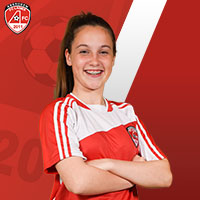 Ladies 15s Reds Erin Brooke Cordiner-PASS