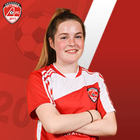 Ladies 15s Reds Iona Fowlie-PASS