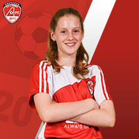 Ladies 15s Reds Jemima Aspinall-PASS