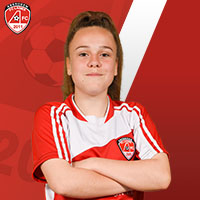 Ladies 15s Reds Lana Cartney-PASS