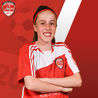 Ladies 15s Reds Millie Urquhart-PASS