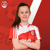 Ladies 15s Reds Simone Thomson-PASS
