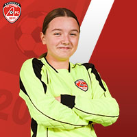 Ladies 15s Reds Skylana Cameron-PASS