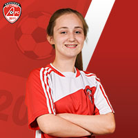 Ladies 15s Reds Tasha Haley-PASS